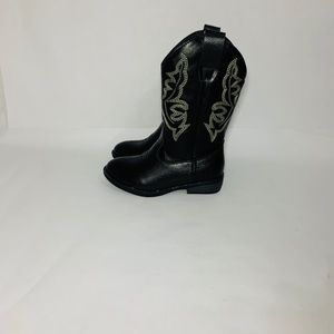 Frye & Co Bailey Patch ( Girl's Multi Sz ) Black